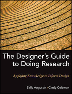 Augustin, Sally - The Designer's Guide to Doing Research: Applying Knowledge to Inform Design, ebook