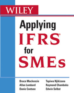 Mackenzie, Bruce - Applying IFRS for SMEs, ebook