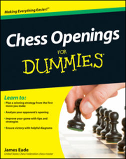 Eade, James - Chess Openings For Dummies, ebook