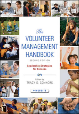 Connors, Tracy D. - The Volunteer Management Handbook: Leadership Strategies for Success, e-bok