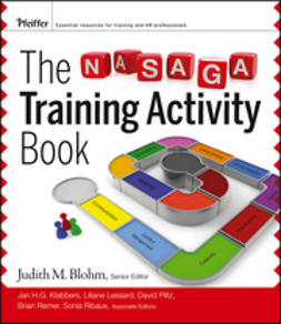 Blohm, Judith - The NASAGA Training Activity Book, ebook