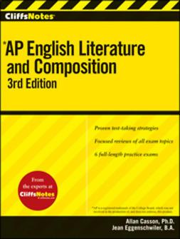 Casson, Allan - CliffsNotes AP English Literature and Composition, e-kirja