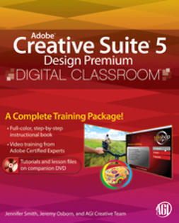 - Adobe Creative Suite 5 Design Premium Digital Classroom, ebook