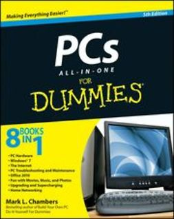 Chambers, Mark L. - PCs All-in-One For Dummies<sup>&#174;</sup>, ebook