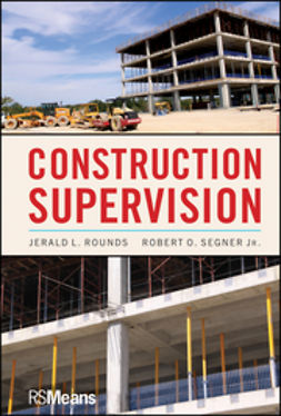 Rounds, Jerald L. - Construction Supervision, ebook