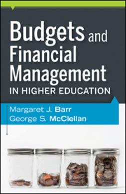 Barr, Margaret J. - Budgets and Financial Management in Higher Education, ebook