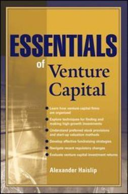 Haislip, Alexander - Essentials of Venture Capital, ebook