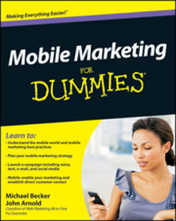 Arnold, John - Mobile Marketing For Dummies, ebook