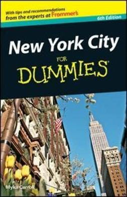Barrio, Myka Del - New York City For Dummies<sup>®</sup>, ebook