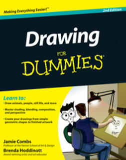 Hoddinott, Brenda - Drawing For Dummies, e-kirja
