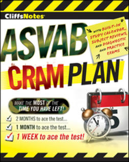 UNKNOWN - CliffsNotes ASVAB Cram Plan, ebook