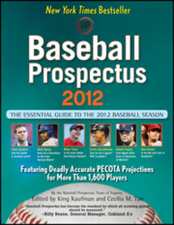 UNKNOWN - Baseball Prospectus 2012, e-bok