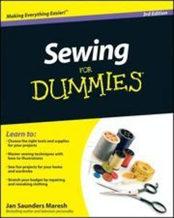 Maresh, Jan Saunders - Sewing For Dummies<sup>®</sup>, ebook