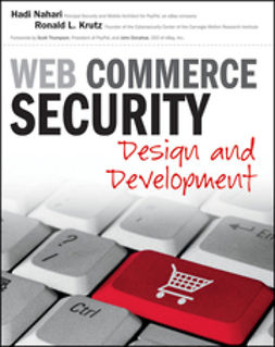 Nahari, Hadi - Web Commerce Security: Design and Development, ebook