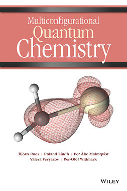 Lindh, Roland - Multiconfigurational Quantum Chemistry, ebook