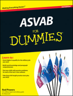 Powers, Rod - ASVAB For Dummies, ebook