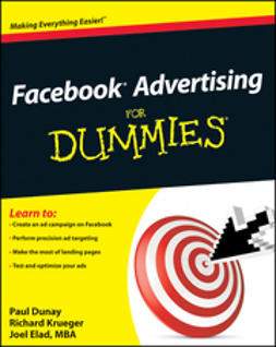 Dunay, Paul - Facebook Advertising For Dummies, e-kirja