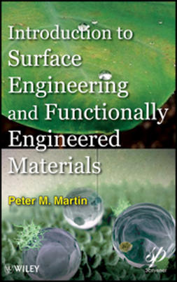 Martin, Peter - Introduction to Surface Engineering and Functionally Engineered Materials, ebook