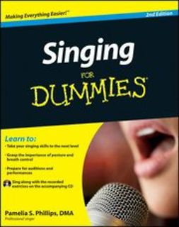 Phillips, Pamelia S. - Singing For Dummies, ebook