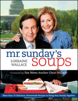 Wallace, Chris - Mr. Sunday's Soups, ebook