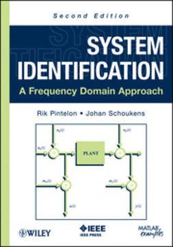 Pintelon, Rik - System Identification: A Frequency Domain Approach, ebook