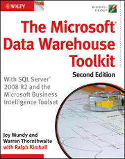 Mundy, Joy - The Microsoft Data Warehouse Toolkit: With SQL Server 2008 R2 and  the Microsoft Business Intelligence Toolset, ebook