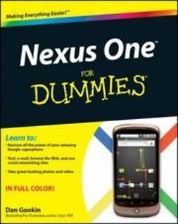 Gookin, Dan - Nexus One For Dummies<sup>®</sup>, ebook