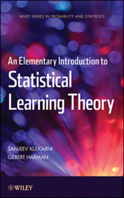 Harman, Gilbert - An Introduction to Elementary Statistical Learning Theory, ebook