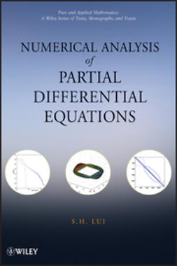 Lui, S. H, - Numerical Analysis of Partial Differential Equations, ebook