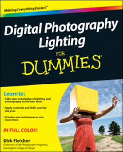 Fletcher, Dirk - Digital Photography Lighting For Dummies, ebook