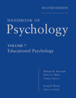 Weiner, Irving - Handbook of Psychology, Educational Psychology, ebook
