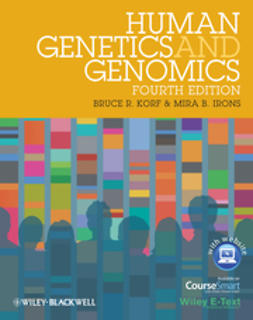 Irons, Mira B. - Human Genetics and Genomics, Includes Wiley E-Text, ebook