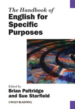 Paltridge, Brian - The Handbook of English for Specific Purposes, ebook