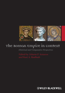 Arnason, Johann P. - The Roman Empire in Context: Historical and Comparative Perspectives, ebook