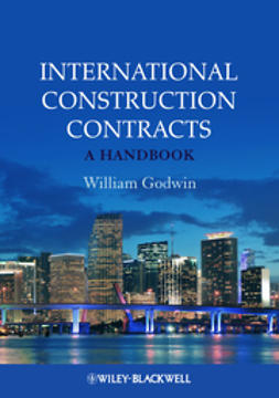 Godwin, William - International Construction Contracts: A Handbook, ebook
