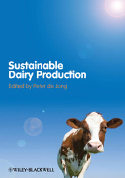 Jong, Peter de - Sustainable Dairy Production, ebook