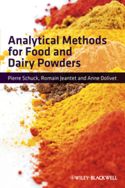 Schuck, Pierre - Analytical Methods for Food and Dairy Powders, e-bok