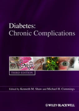 Shaw, Kenneth M. - Diabetes Chronic Complications, ebook