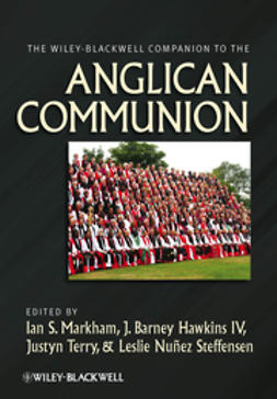 Hawkins, J. Barney - The Wiley-Blackwell Companion to the Anglican Communion, ebook