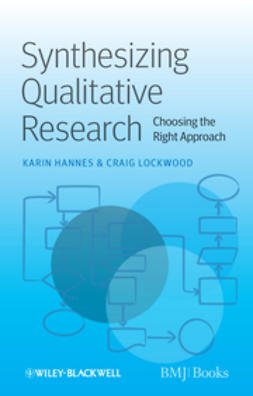 Hannes, Karin - Synthesising Qualitative Research: Choosing the Right Approach, ebook