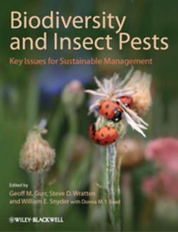 Gurr, Geoff M. - Biodiversity and Insect Pests: Key Issues for Sustainable Management, ebook