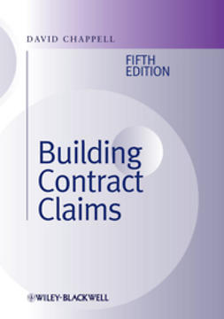 Chappell, David - Building Contract Claims, ebook