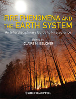 Belcher, Claire M. - Fire Phenomena and the Earth System: An Interdisciplinary Guide to Fire Science, e-kirja