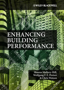 Mallory-Hill, Shauna - Enhancing Building Performance, ebook