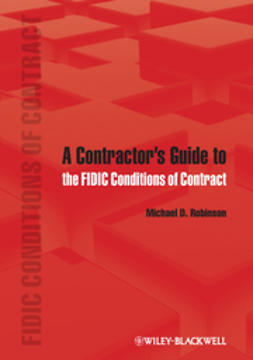 Robinson, Michael - A Contractor's Guide to the FIDIC Conditions of Contract, ebook