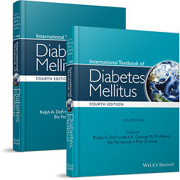 Alberti, George - International Textbook of Diabetes Mellitus, 2 Volume Set, ebook