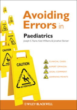 Bonser, Jonathan - Avoiding Errors in Paediatrics, ebook