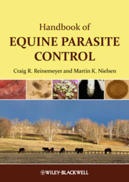 Reinemeyer, Craig - Handbook of Equine Parasite Control, ebook