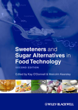 O'Donnell, Kay - Sweeteners and Sugar Alternatives in Food Technology, e-kirja