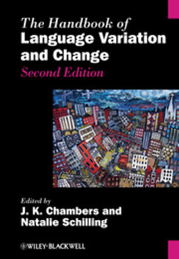 Chambers, J. K. - The Handbook of Language Variation and Change, ebook